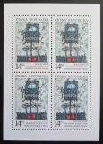 Poštovní známky Česká republika 1993 Evropa CEPT, umění Mi# 5 Bogen Kat 20€