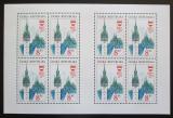 Poštovní známky Česká republika 1993 Brno, 750. výročí Mi# 9 Bogen