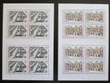 Poštovní známky Česká republika 1994 Krásy naší vlasti Mi# 39-40 Bogen