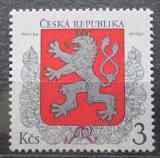 Poštovní známka Česká republika 1993 Malý státní znak Mi# 1