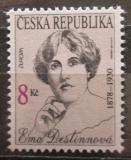 Poštovní známka Česká republika 1996 Evropa CEPT, Ema Destinová Mi# 114