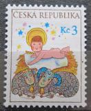 Poštovní známka Česká republika 1999 Vánoce Mi# 239