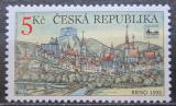 Poštovní známka Česká republika 2000 Výstava BRNO Mi# 243