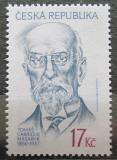 Poštovní známka Česká republika 2000 Prezident T. G. Masaryk Mi# 246
