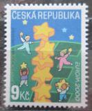 Poštovní známka Česká republika 2000 Evropa CEPT Mi# 256