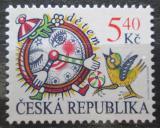 Poštovní známka Česká republika 2000 Mezinárodní den dětí Mi# 258