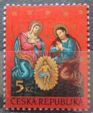 Poštovní známka Česká republika 2000 Vánoce Mi# 277