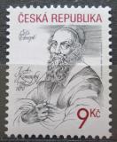 Poštovní známka Česká republika 2001 Jan Ámos Komenský Mi# 283