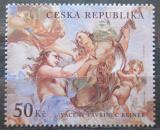 Poštovní známka Česká republika 2001 Umění, V. V. Reiner Mi# 288