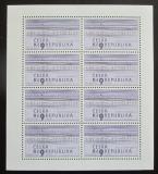 Poštovní známky Česká republika 2001 Evropa CEPT Mi# 289 Bogen