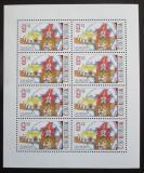 Poštovní známky Česká republika 2002 Evropa CEPT, cirkus Mi# 319 Bogen