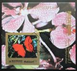 Poštovní známka Manáma 1972 Cymothoe sangaris neperf. Mi# Block 222 B