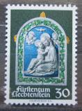 Poštovní známka Lichtenštejnsko 1971 ZOH Sapporo Mi# 551-54