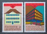 Poštovní známky Lichtenštejnsko 1990 Evropa CEPT, pošty Mi# 984-85