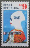 Poštovní známka Česká republika 2003 Evropa CEPT, plakát Mi# 354