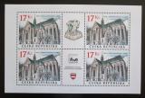 Poštovní známky Česká republika 2004 Chrám Nanebevzetí Panny Marie Mi# 389 Bogen