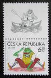 Poštovní známka Česká republika 2004 Mezinárodní den dětí Mi# 399