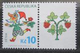 Poštovní známka Česká republika 2010 Mezinárodní den dětí Mi# 632
