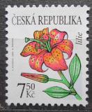 Poštovní známka Česká republika 2005 Lilie Mi# 422