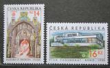 Poštovní známky Česká republika 2005 Krásy naší vlasti Mi# 428-29