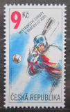 Poštovní známka Česká republika 2005 MS v baseballu Mi# 442