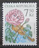 Poštovní známka Česká republika 2006 Gratulace Mi# 471