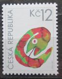 Poštovní známka Česká republika 2007 Had Mi# 505