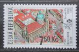 Poštovní známka Česká republika 2007 Výstava PRAGA Mi# 507