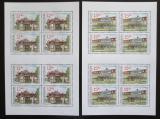 Poštovní známky Česká republika 2007 Krásy naší vlasti Mi# 512-13 Bogen