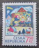 Poštovní známka Česká republika 2007 Vánoce Mi# 535