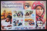 Poštovní známky Burundi 2011 Humanitární organizace Mi# Block 183 Kat 9.50€