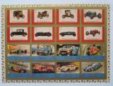 Poštovní známky Adžmán 1973 Automobily neperf. Mi# 2749-64 B Kat 13€
