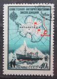 Poštovní známka SSSR 1956 Expedice na Antarktidu Mi# 1891