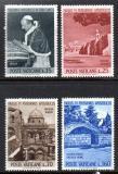 Poštovní známky Vatikán 1964 Pouť papeže Pavla VI. do Svaté země Mi# 442-45
