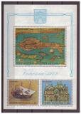 Poštovní známky Vatikán 1972 Benátky Mi# Block 3
