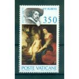 Poštovní známka Vatikán 1977 Umění, Peter Paul Rubens Mi# 717