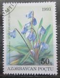 Poštovní známka Azerbajdžán 1993 Puškinie ladoňkovitá Mi# 92