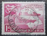 Poštovní známka Nigérie 1949 UPU, 75. výročí Mi# 66