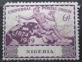 Poštovní známka Nigérie 1949 UPU, 75. výročí Mi# 68