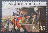 Poštovní známka Česká republika 2008 Umění, Karl Schnorpfeil Mi# 573