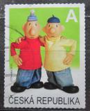 Poštovní známka Česká republika 2011 Pat a Mat Mi# 700