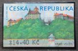 Poštovní známka Česká republika 2000 Hrad Veveří ATM známka Mi# 1