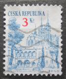 Poštovní známka Česká republika 1994 Brno Mi# 35