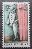 Poštovní známka Česká republika 1996 Jean Gaspard Deburau, herec Mi# 115