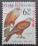 Poštovní známka Česká republika 2003 Luňák červený Mi# 374