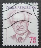 Poštovní známka Česká republika 2005 Prezident Václav Klaus Mi# 425