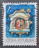Poštovní známka Česká republika 2005 Vánoce Mi# 454