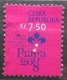 Poštovní známka Česká republika 2006 Výstava PRAGA Mi# 497