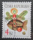 Poštovní známka Česká republika 1997 Vánoce Mi# 164