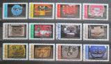 Poštovní známky Francie 2017 Masky Mi# 6705-16 Kat 20€